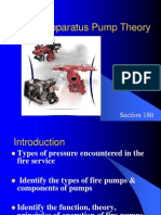 Fire Apparatus Pump Theory 1