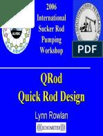 1 Presentation Echometer QRod Quick Rod Design