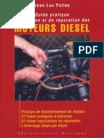 Bateau - Guide pratique d'entretien et de réparation des moteurs diesels