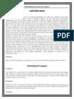 Code Enforcemen Case & Advertising of Company Case