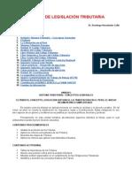 01 - Manual Legislacion Tributaria - Domingo Hernandez Celis