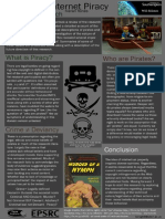 The Web and Internet Piracy by Keiran Rones