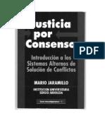 Justicia Por Concenso Mario Jaramillo