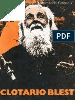 Contra El Fascismo - Clotario Blest - 1980