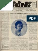 La Mujer y Sus Derechos - Felisa Vergara 1933