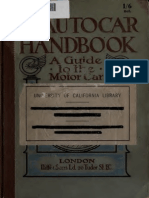 The Autocar Handbook