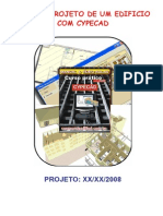 Manual Projeto de Um Edificio Com Cypecad