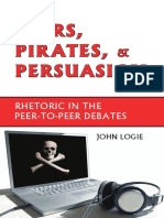Peers, Pirates and Persuasion