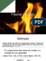 Tribunal de Cristo