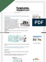 Txapuzas Blogspot Com Es 2009 12 Paperrs232 Convertidor Rs23