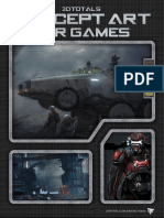 3Dtotal.com Ltd. - 3DTotal's Concept Art for Games (2011)