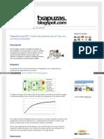 Txapuzas Blogspot Com Es 2009 12 Paperdimmerldr Control de p