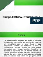 Campo Elétrico - aplicação