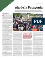 El ave Fénix de la Patagonia (Miradas al Sur  23/02/14. Pág. 1 de 2)