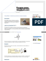 Txapuzas Blogspot Com Es 2009 12 Clemarele Control de Un Rel