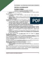 TEMA 2 - LA LITERATURA Y LAS DEMÁS ARTES