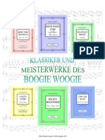 Boogie & Blues Notenkatalog