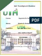 Informe Sobre la Periodizacion De Honduras-Allan Hughell.docx