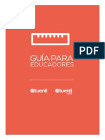 Tuenti Guides Educadores