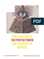 Occult Review -Pactun Patorum