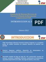 Introduccion Al ETAP