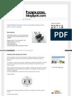 Txapuzas Blogspot Com Es 2009 12 Paperstepperunipolar Driver