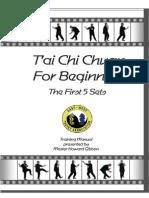 Free Tai Chi eBook Download