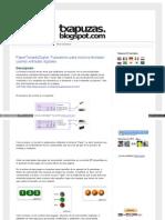 Txapuzas Blogspot Com Es 2010 07 Pulsadores Para Microcontro