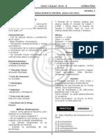 B.G. Academia - Literatura (Renacimiento - Renacimiento Español 4ta semana)
