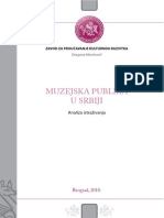 Muzeji i publika Srbija