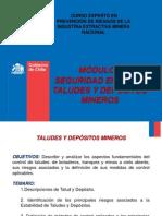 01 Taludes y Depositos Mineros-E. Muñoz