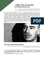 Il pensiero di Keynes