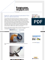 Txapuzas Blogspot Com Es 2010 07 Cable de Programacion Para