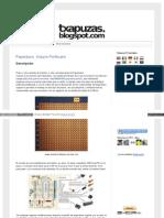 Txapuzas Blogspot Com Es 2010 07 Paperduino Perfboard HTML