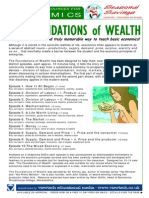The Foundations of Wealth - Promo