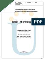 Módulo Microbiología