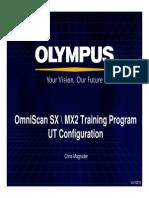 OmniSX MX2 Training 7 UT Configuration