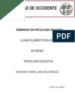Psicologia Educativa..