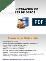 ADMINISTRACIÓN DE BASES DE DATOS 2