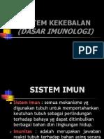 Dasar Imunologi Fix