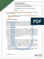Guia - Reconocimiento Del Curso y Actores 2014 i w
