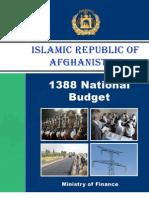 1388 National Budget ENG