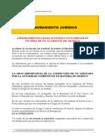 ASESORAMIENTO JURIDICO 2011