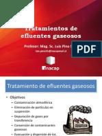Quimica Ambiental - Tratamiento de Gases