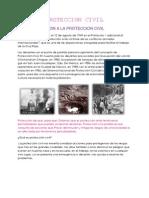 Proteccion Civil- Unidad 4