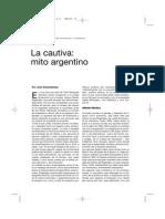 La Cuativa Mito Argentino Analisis