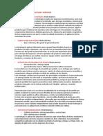 Estrategias de Planta, Procesos, Flujo,Manufactura y Servicios Relacionado Con Sisitemas Continuos