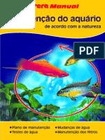 Manutençao do Aquario