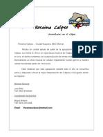 presupuesto general roraima calipso AFUERA.doc