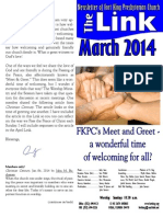 March 2014 LINK Newsletter